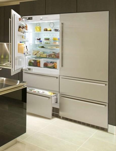 Refrigerador de Embutir Para Revestir SBS 40H1