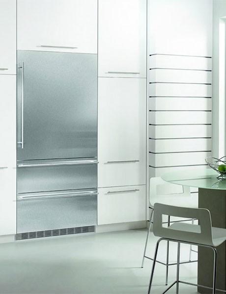 Refrigerador de Embutir Para Revestir em Inox HCS 2060