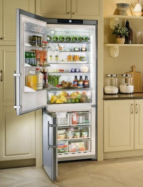 Refrigerador de Piso e Embutir CS 1660