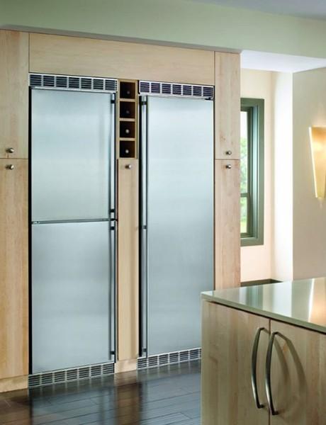 Refrigerador Modular de Embutir em Inox SBS 242