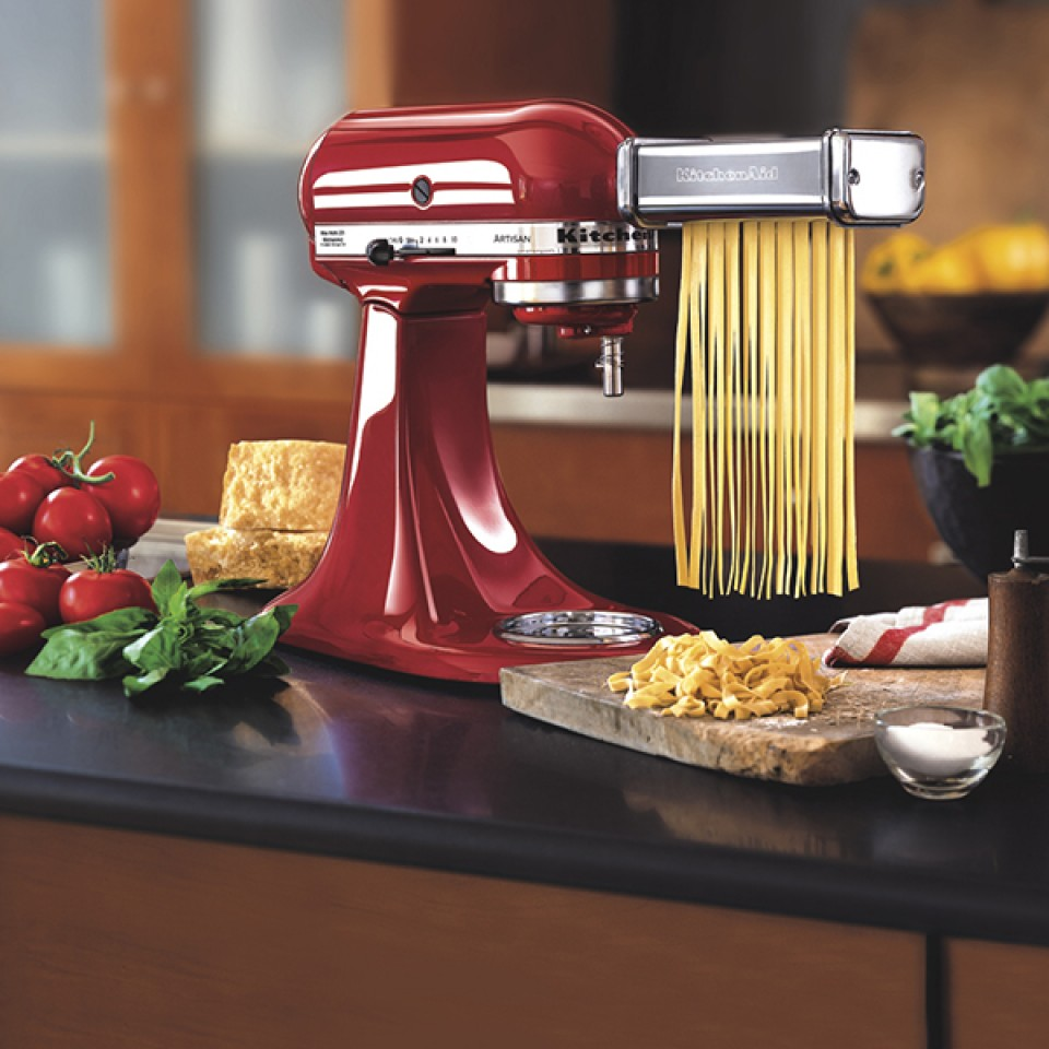 Batedeira Stand Mixer Artisan - Empire Red