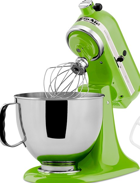 Batedeira Stand Mixer Artisan - Imperial Green Apple
