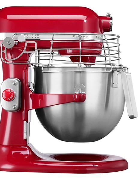 Batedeira Profissional 7,6 L - Empire Red