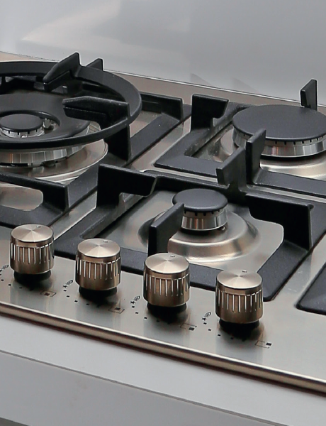 Cooktop Quadratto 75 cm