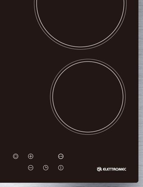 Cooktop Vitrocerâmico 60 cm