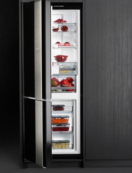 Refrigerador Bottom Freezer Ora ITO black