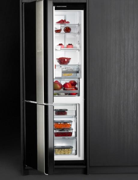 Refrigerador Bottom Freezer Ora ITO black