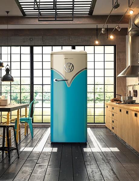 Refrigerador Gorenje Retro Special Edition