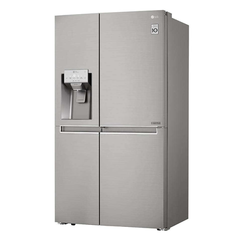 Refrigerador New Lancaster Side by Side 601 L Door in Door
