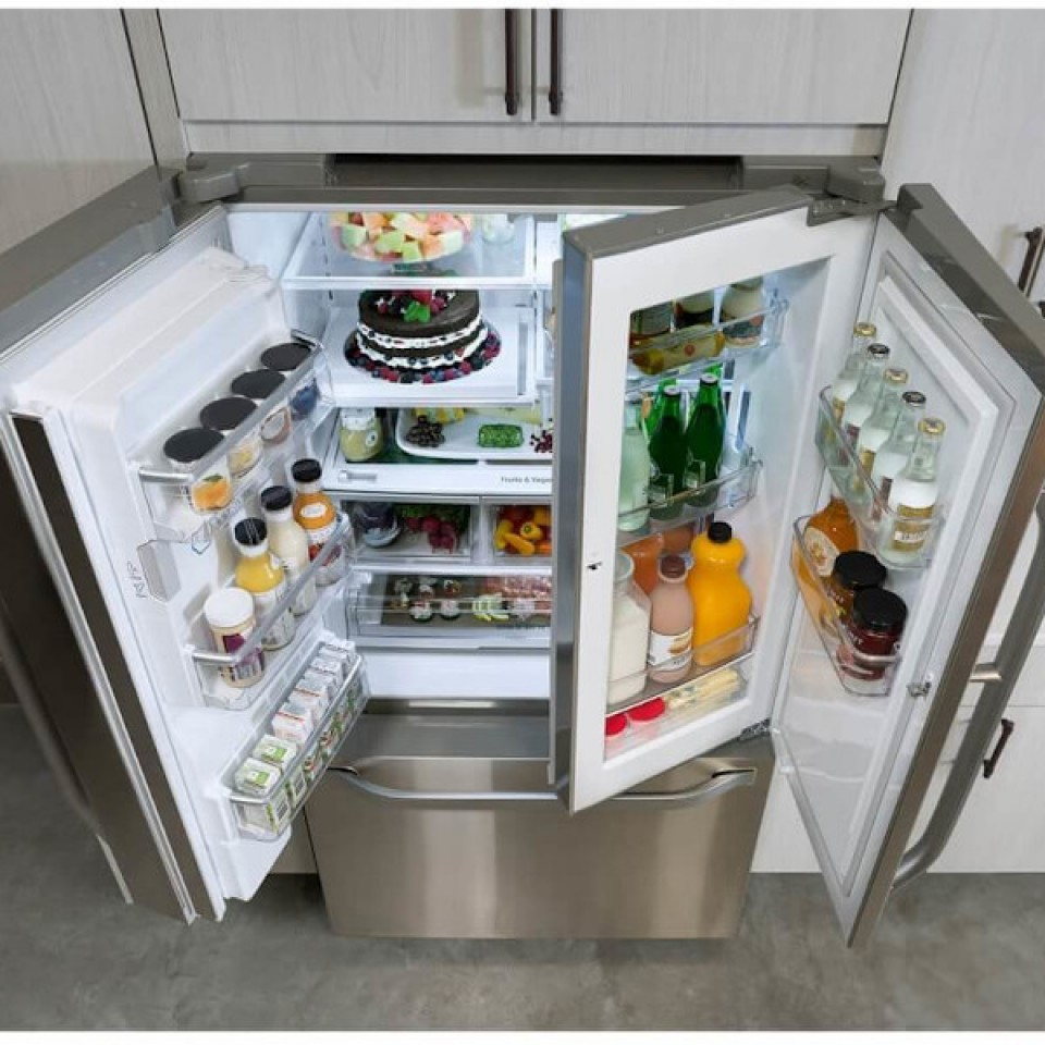 Refrigerador French Door 552 L
