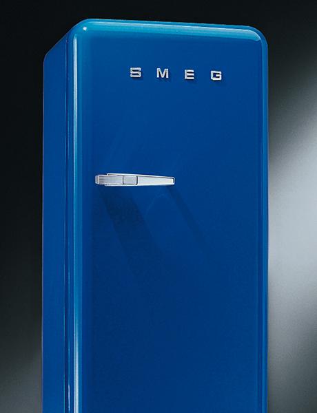 Refrigerador Anni '50 – Azul