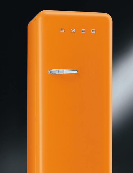Refrigerador Anni '50 – Laranja
