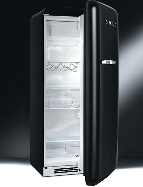 Refrigerador Anni '50 – Preto