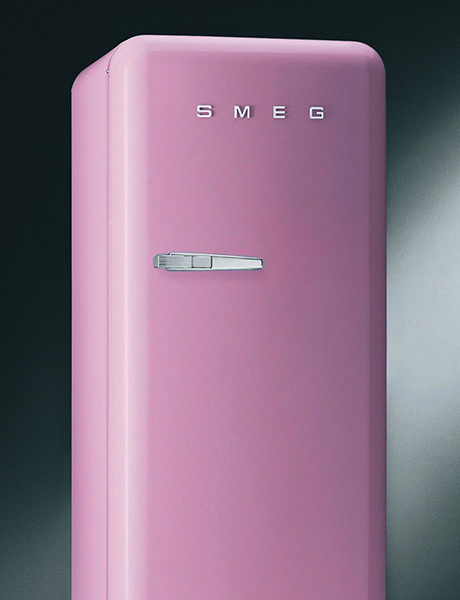 Refrigerador Anni '50 – Rosa