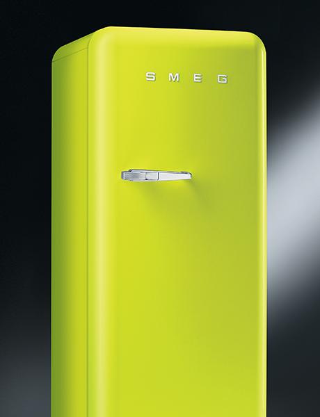 Refrigerador Anni '50 – Verde Maçã