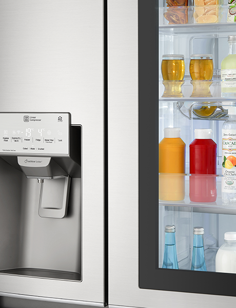 Refrigerador LG Side by Side NEW LANCASTER Instaview