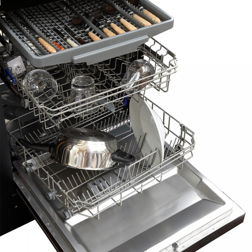 Lava-louças 14 Serviços Cuisinart Prime Cooking