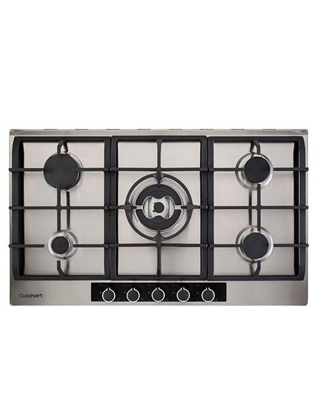 Cooktop a Gás 5 queimadores Cuisinart Casual Cooking 90cm