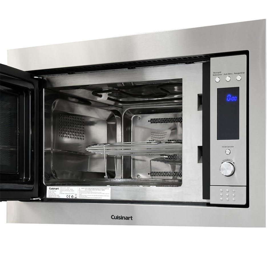 Microondas, Forno e Grill elétrico Cuisinart Casual Cooking