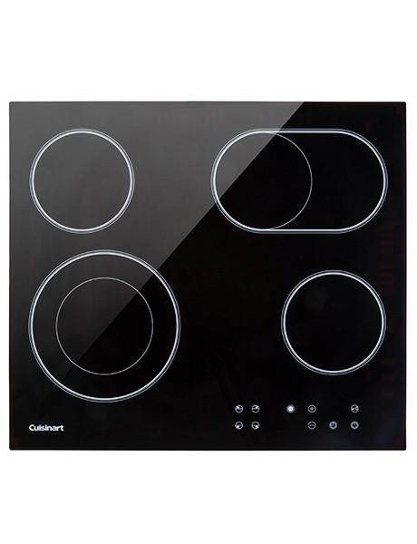 Cooktop Vitrocerâmico 4 zonas de coocção Cuisinart Prime Cooking