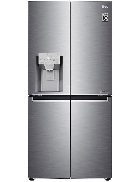 Refrigerador Smart  French Door LG 428 litros
