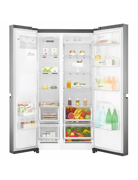 Refrigerador Smart Side by Side 601 litros P-VEYRON