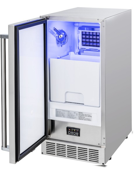Ice Maker Tecno Professional de embutir