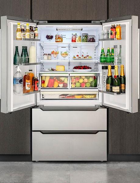 Refrigerador french door Tecno professional