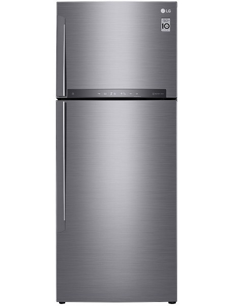 Refrigerador Smart Top Freezer LG 506 litros com Door Cooling+™ e Hygiene Fresh+™